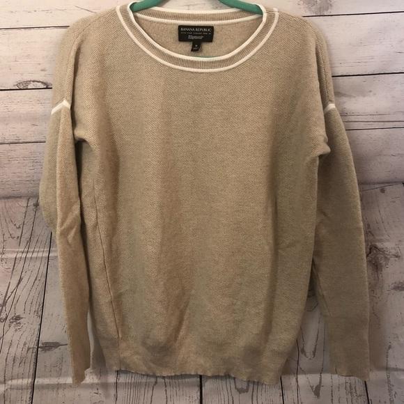 Banana Republic Filpucci Merino Wool Sweater